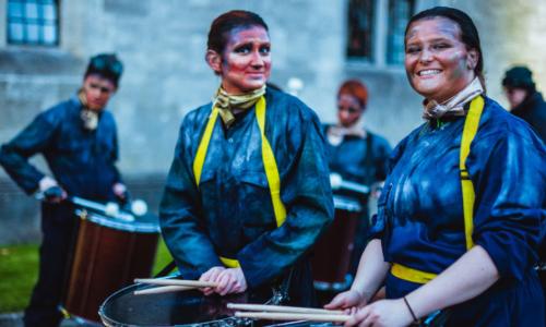 Drumming Ensemble